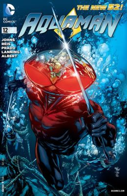 Aquaman #12 (2011- ) (NOOK Comics with Zoom View)