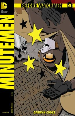 Before Watchmen: Minutemen #4 (NOOK Comics with Zoom View)