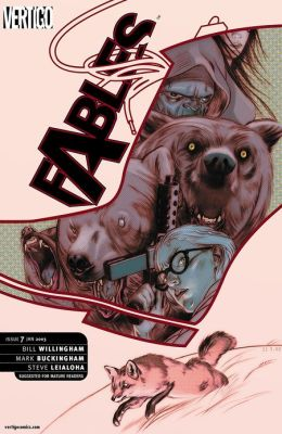 Fables #7 (NOOK Comics with Zoom View)