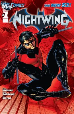Nightwing #1 (2011- ) (NOOK Comics with Zoom View)