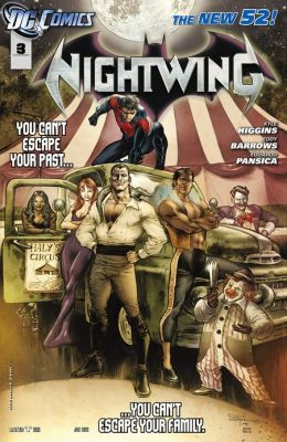 Nightwing #3 (2011- ) (NOOK Comics with Zoom View)
