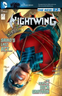 Nightwing #7 (2011- ) (NOOK Comics with Zoom View)