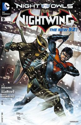Nightwing #9 (2011- ) (NOOK Comics with Zoom View)