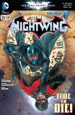 Nightwing #11 (2011- ) (NOOK Comics with Zoom View)