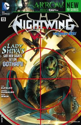 Nightwing #13 (2011- ) (NOOK Comics with Zoom View)