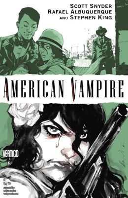 American Vampire #5 (NOOK Comics with Zoom View)
