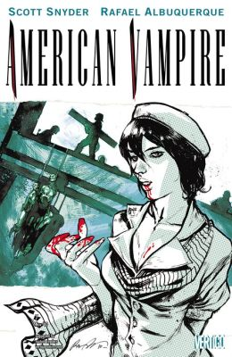 American Vampire #7 (NOOK Comics with Zoom View)