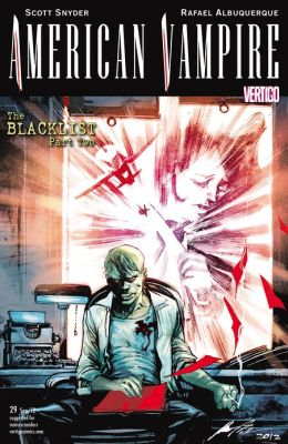 American Vampire #29 (NOOK Comics with Zoom View)