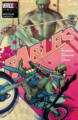 Fables #16 (NOOK Comics with Zoom View)