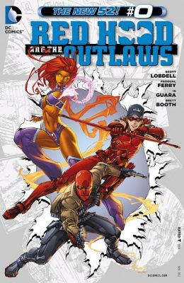 Red Hood and the Outlaws (2012-) #0 (NOOK Comic with Zoom View)