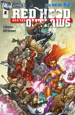 Red Hood and the Outlaws #2 (2011- ) (NOOK Comics with Zoom View)