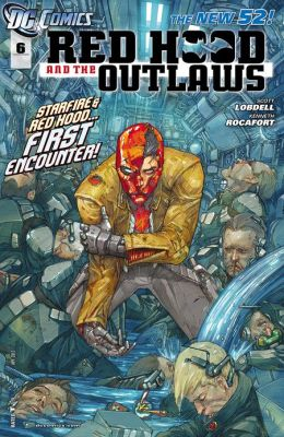 Red Hood and the Outlaws #6 (2011- ) (NOOK Comics with Zoom View)