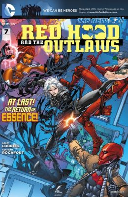 Red Hood and the Outlaws #7 (2011- ) (NOOK Comics with Zoom View)