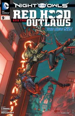 Red Hood and the Outlaws #9 (2011- ) (NOOK Comics with Zoom View)