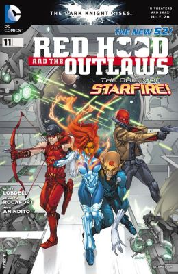 Red Hood and the Outlaws #11 (2011- ) (NOOK Comics with Zoom View)