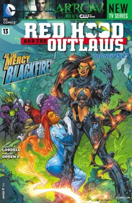 Red Hood and the Outlaws #13 (2011- ) (NOOK Comics with Zoom View)