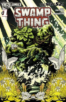 Swamp Thing #1 (2011- ) (NOOK Comics with Zoom View)