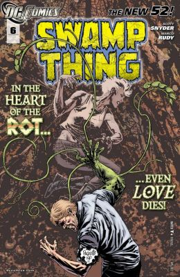 Swamp Thing #6 (2011- ) (NOOK Comics with Zoom View)
