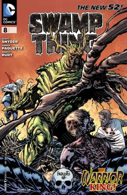 Swamp Thing #8 (2011- ) (NOOK Comics with Zoom View)
