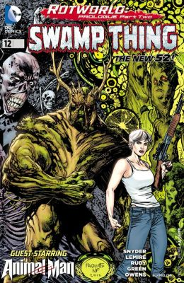 Swamp Thing #12 (2011- ) (NOOK Comics with Zoom View)