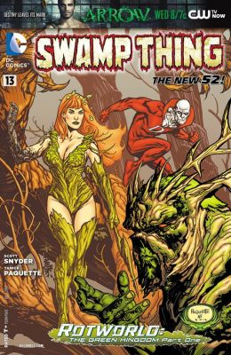 Swamp Thing #13 (2011- ) (NOOK Comics with Zoom View)