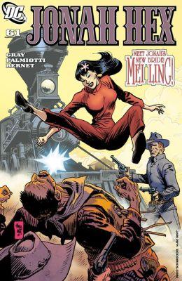Jonah Hex #61 (NOOK Comics with Zoom View)