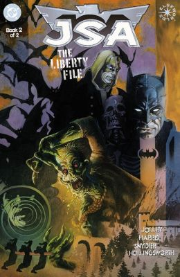 JSA: The Liberty File #2 (NOOK Comics with Zoom View)