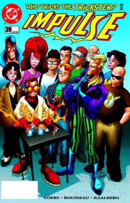Impulse #39 (NOOK Comics with Zoom View)
