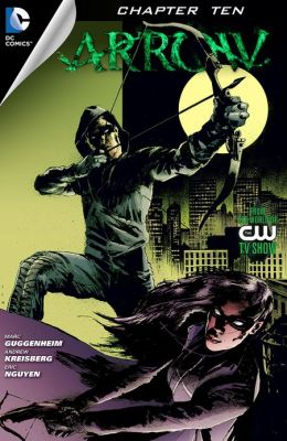 Arrow #10 (2012- ) (NOOK Comics with Zoom View)