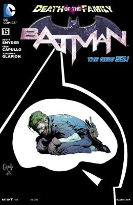 Batman #15 (2011- ) (NOOK Comics with Zoom View)