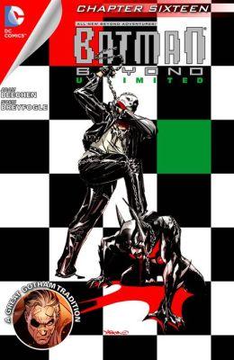 Batman Beyond #15 (2012- ) (NOOK Comics with Zoom View)