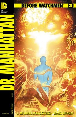 Before Watchmen: Dr. Manhattan #3 (NOOK Comics with Zoom View)