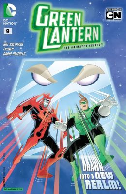 Green Lantern: The Animated Series #9 (NOOK Comics with Zoom View)