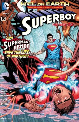 Superboy #15 (2011- ) (NOOK Comics with Zoom View)
