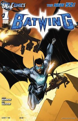 Batwing #1 (2011- ) (NOOK Comics with Zoom View)