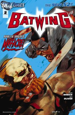Batwing #2 (2011- ) (NOOK Comics with Zoom View)