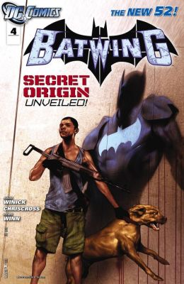 Batwing #4 (2011- ) (NOOK Comics with Zoom View)
