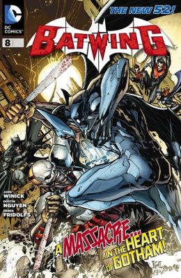 Batwing #8 (2011- ) (NOOK Comics with Zoom View)