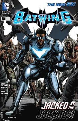 Batwing #10 (2011- ) (NOOK Comics with Zoom View)