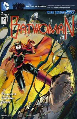 Batwoman #7 (2011- ) (NOOK Comics with Zoom View)