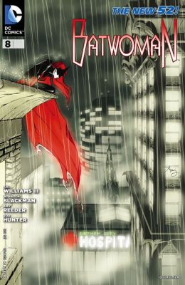 Batwoman #8 (2011- ) (NOOK Comics with Zoom View)