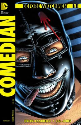Before Watchmen: Comedian #1 (NOOK Comics with Zoom View)