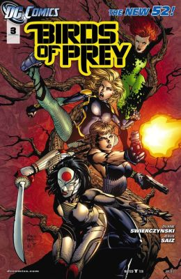 Birds of Prey #3 (2011- ) (NOOK Comics with Zoom View)