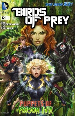 Birds of Prey #12 (2011- ) (NOOK Comics with Zoom View)