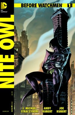 Before Watchmen: Nite Owl #1 (NOOK Comics with Zoom View)