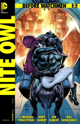 Before Watchmen: Nite Owl #3 (NOOK Comics with Zoom View)