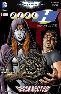 Dial H #3 (2012- ) (NOOK Comics with Zoom View)