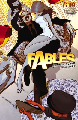 Fables #35 (NOOK Comics with Zoom View)