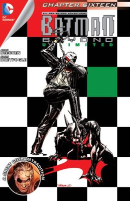 Batman Beyond #16 (2012- ) (NOOK Comics with Zoom View)