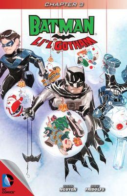 Batman: Li'l Gotham #3 (NOOK Comics with Zoom View)